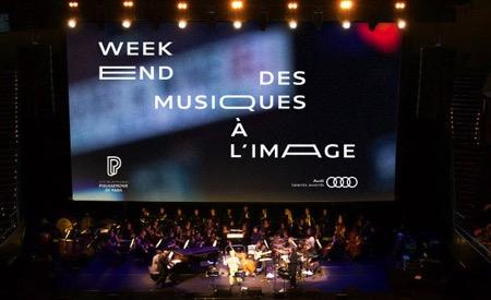Week-end des Musiques à l'image 2017 : les musiques de films de Gabriel Yared et hommage à Steven Spielberg