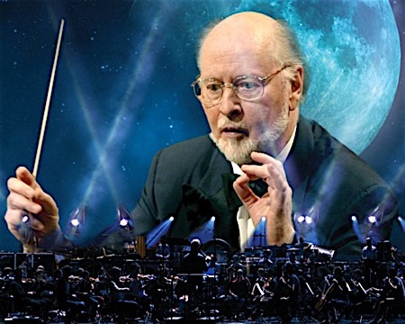 williams,@, - Concert : Tribute To John Williams / Steven Spielberg  au Grand Rex (Paris)