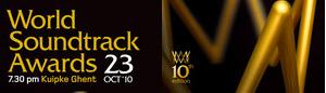 world-soundtrack-awards, - World Soundtrack Awards 2010 : les nommés