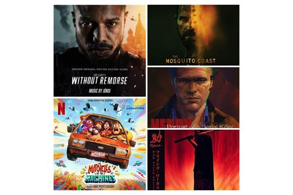 Sorties de BO : les musiques de films disponibles au 1er mai 2021