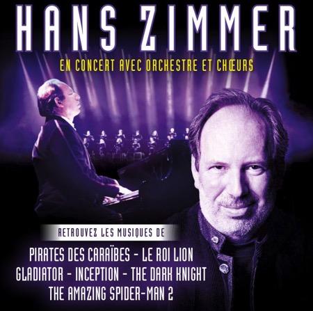 Hans Zimmer Live à Paris Bercy