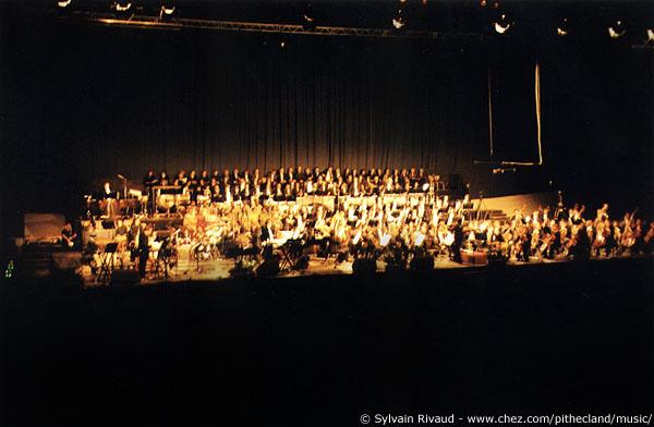 zimmer,gerrard, - Concert de Hans Zimmer à Gand