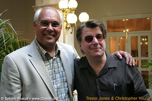 Trevor Jones et Christopher Young