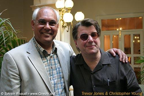 Trevor Jones et Christopher Young